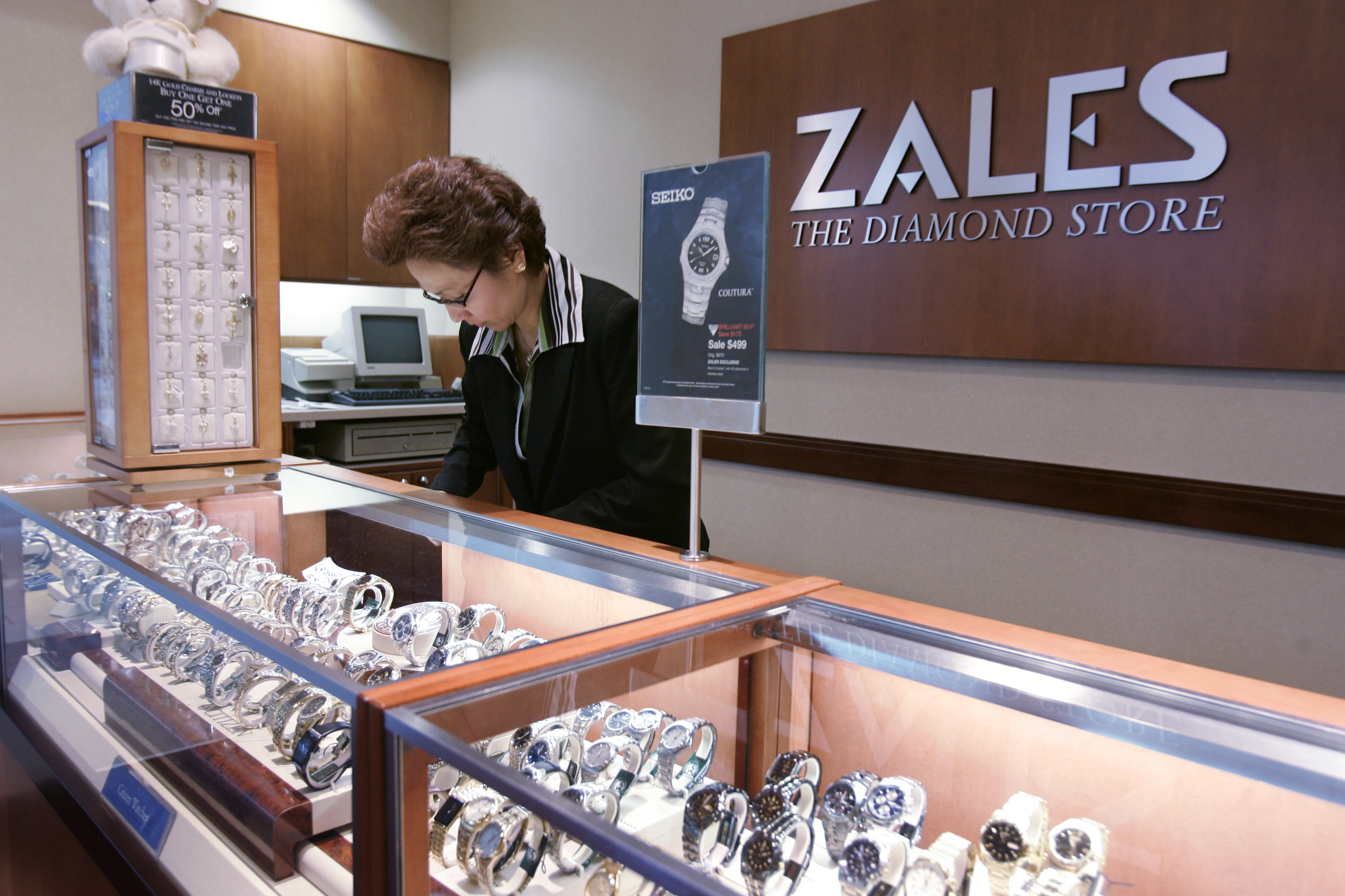 Zales, Signet Jewelers, Sterling Jewelers, Kay Jewelers, Jared, Jewelry, Mall Jewelry
