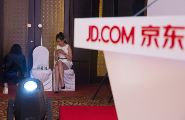 JD.com is China's second largest ecommerce player.