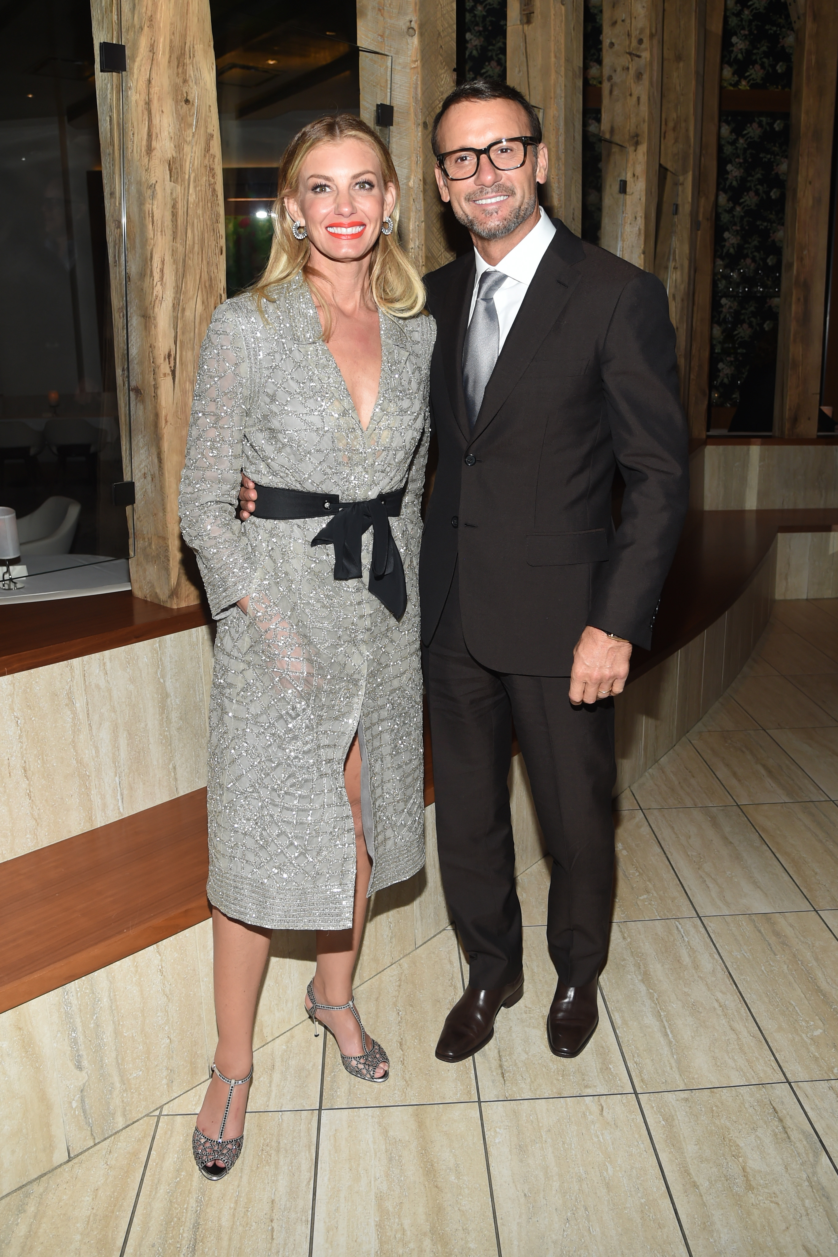 Faith Hill, Tim McGraw'The Shack' film premiere, After Party, New York, USA - 28 Feb 2017