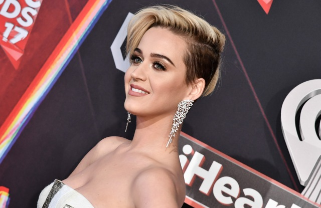 Katy Perry iHeartRadio Music Awards, Arrivals, Los Angeles, USA - 05 Mar 2017