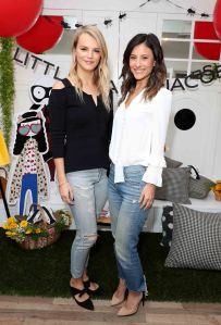 Kelly Sawyer and Norah WeinsteinLittle Marc Jacobs celebration Benefiting Baby2Baby, Los Angeles, USA - 09 Mar 2017