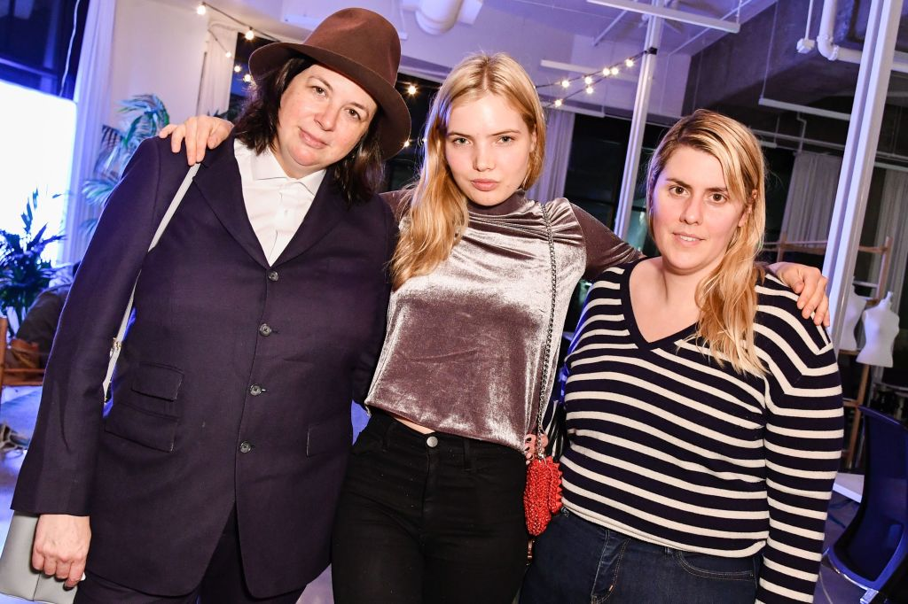 Autumn de Wilde and Kate Mulleavy & Other Stories LA Atelier Opening, Los Angeles, USA - 16 Mar 2017