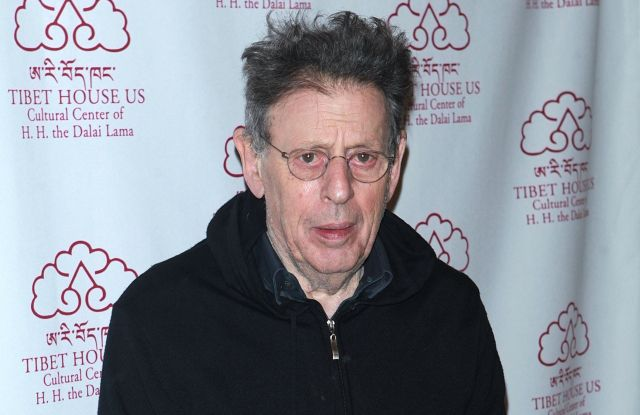 Philip GlassTibet House US' 30th Anniversary Benefit Gala celebrating Philip Glass' 80th birthday, Arrivals, New York, USA - 16 Mar 2017