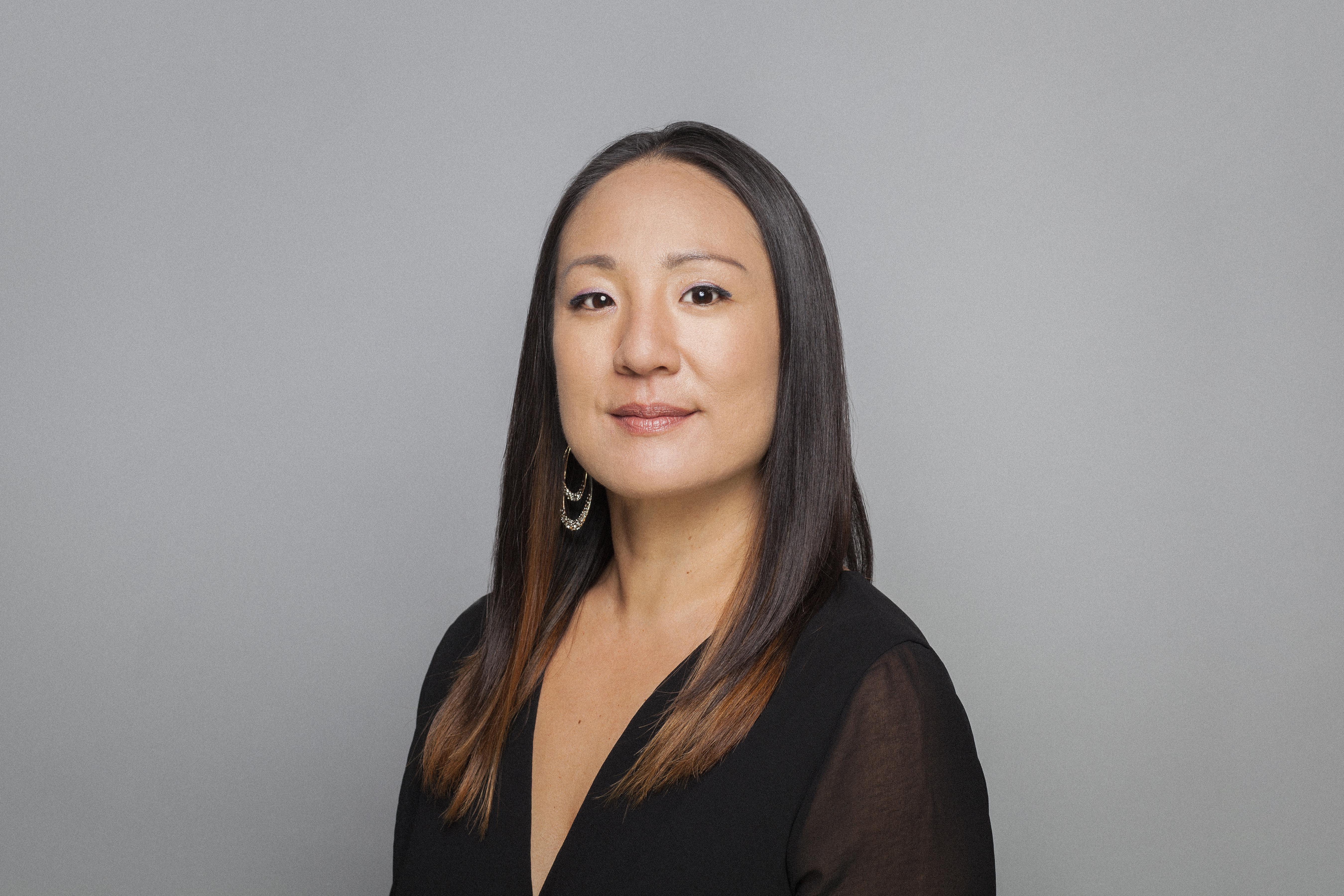 Sandra Kang, Marketing Executive, at CAA, Los Angeles, Calif. 10.6.15