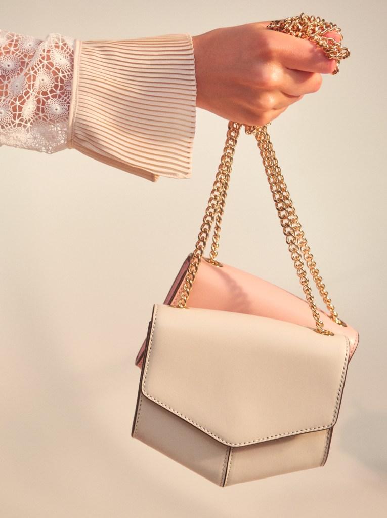 Sandro's new Lou bag.