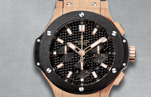 hublot luxury watch LVMH red gold rose gold