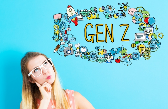 Gen Z prefers stores with free Wi-Fi so they can share their experience with family and friends.