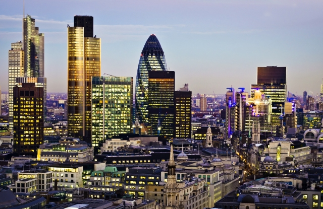 As the U.K. heads to Brexit, the question is: Where will all the bankers go next?