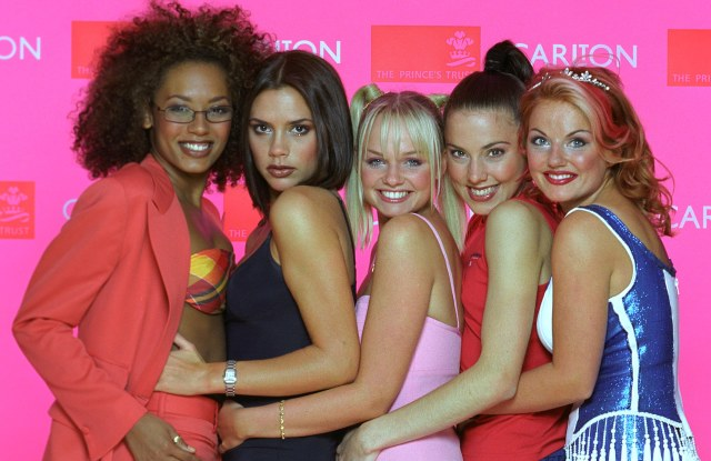 The Spice Girls in 1995.