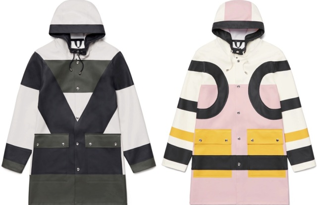 The Stutterheim x Vibskov coats