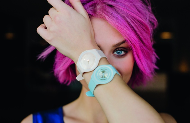 Swatch's new Skin collection