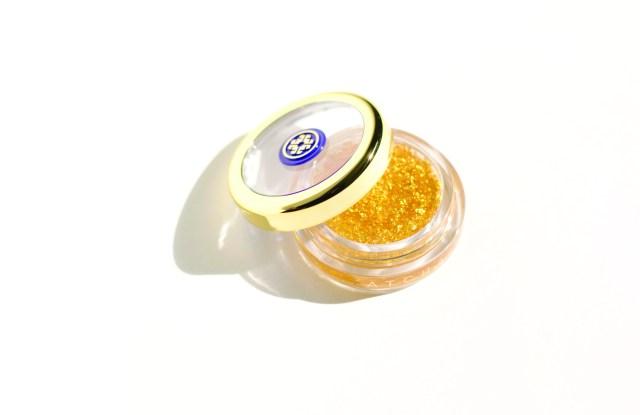 Tatcha's Gold Spun Lip Balm