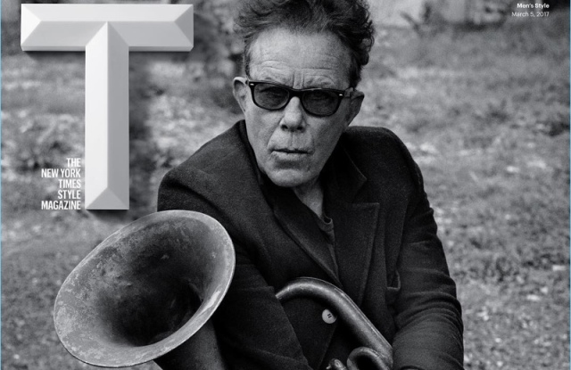 Tom Waits for T Magazine