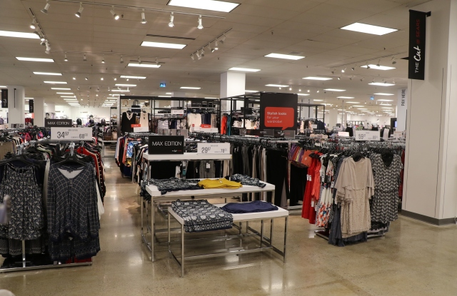 The Cut will be rolled out to all 94 Sears stores.