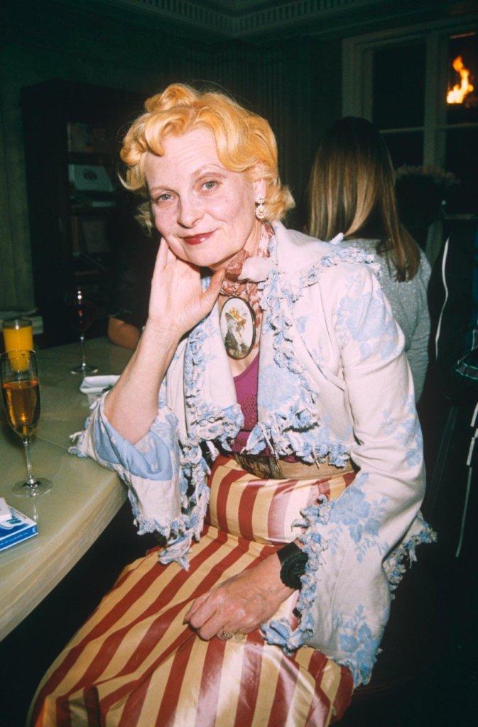 Women Fashion Designers: Vivienne Westwood