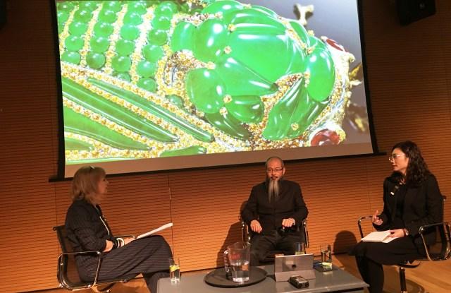 The Wallace Chan talk at Central Saint Martins