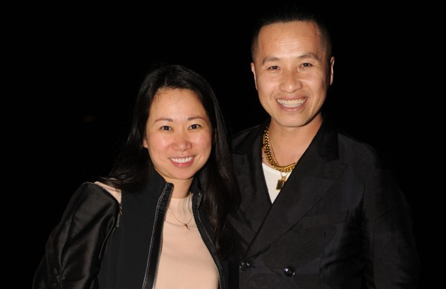 Wen Zhou and Phillip Lim.
