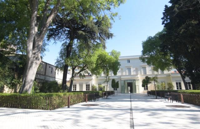 L'hôtel Montcalm in Montpellier