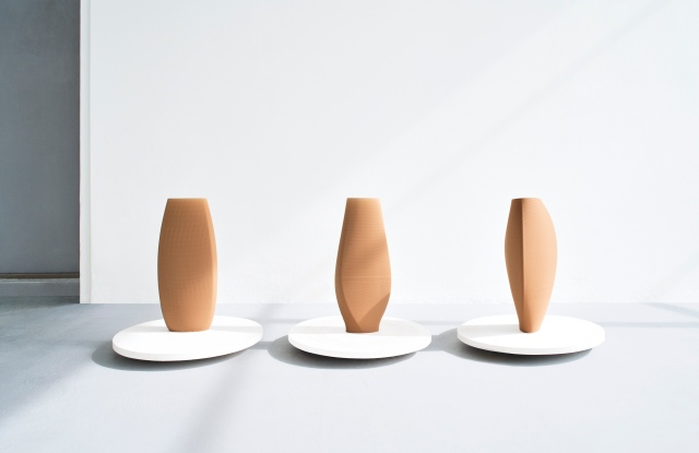 Olivier Van Herpt's limited edition series of vases for COS.