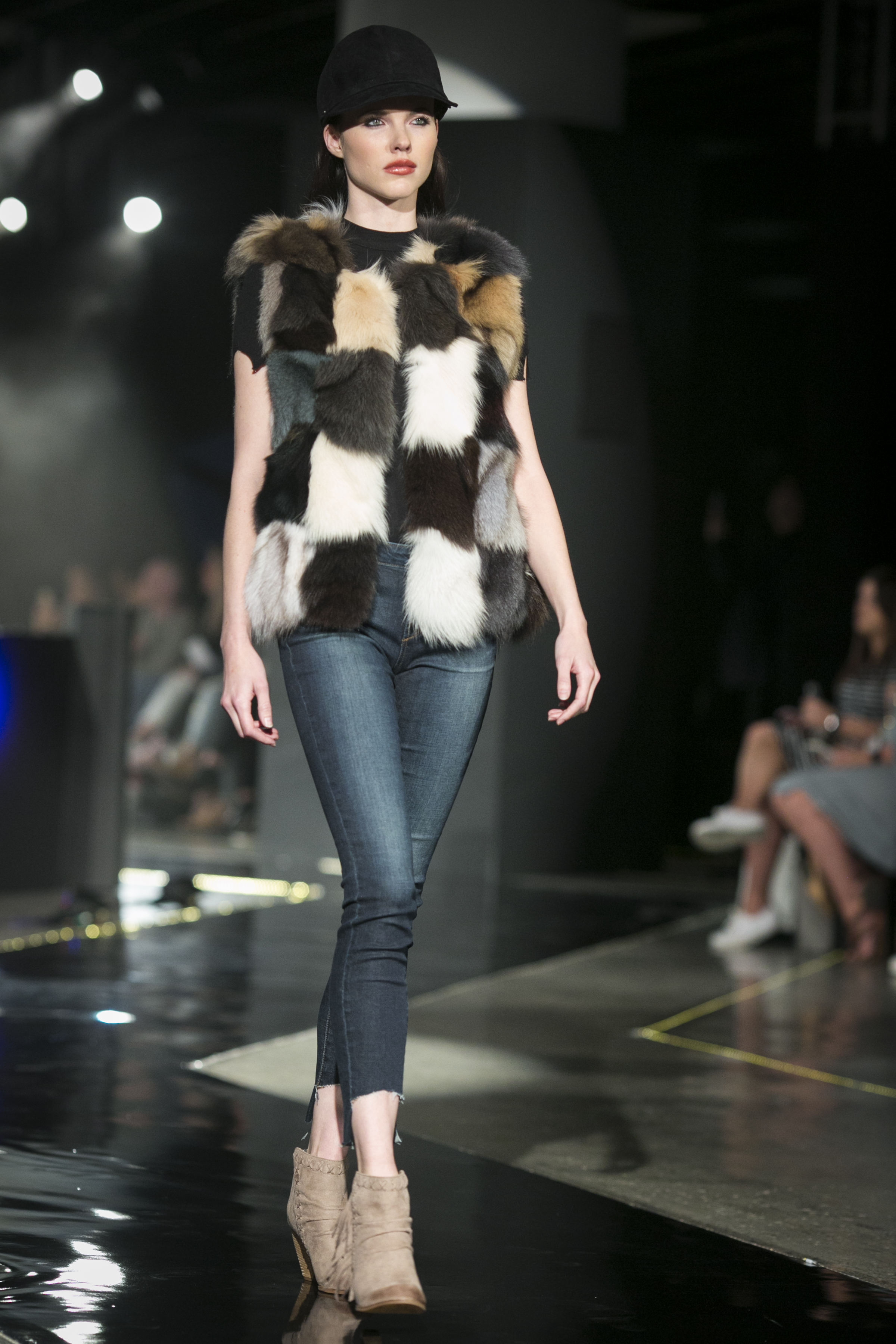 A look from the trend show at the Atlanta Mart.