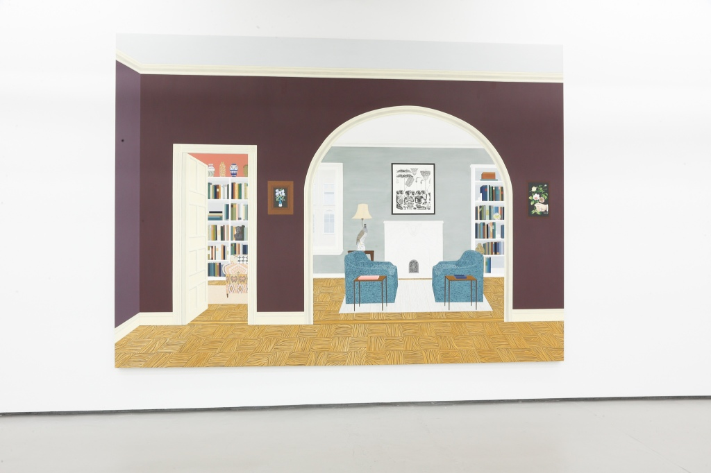 A look at Becky Suss' exhibition at the Jack Shainman Gallery.