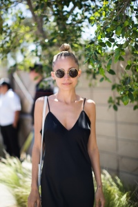 Nicole Richie House of Harlow 1960 Revolve brunch