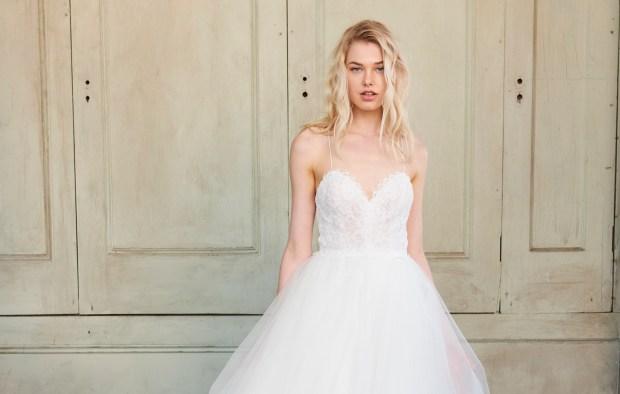 Christos Bridal Spring 2018