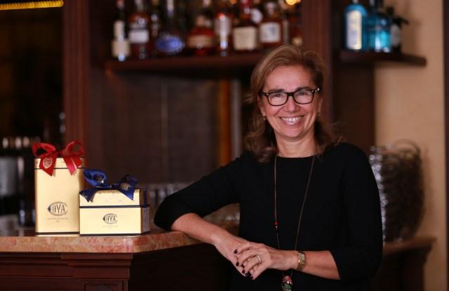 Cova CEO Paola Faccioli