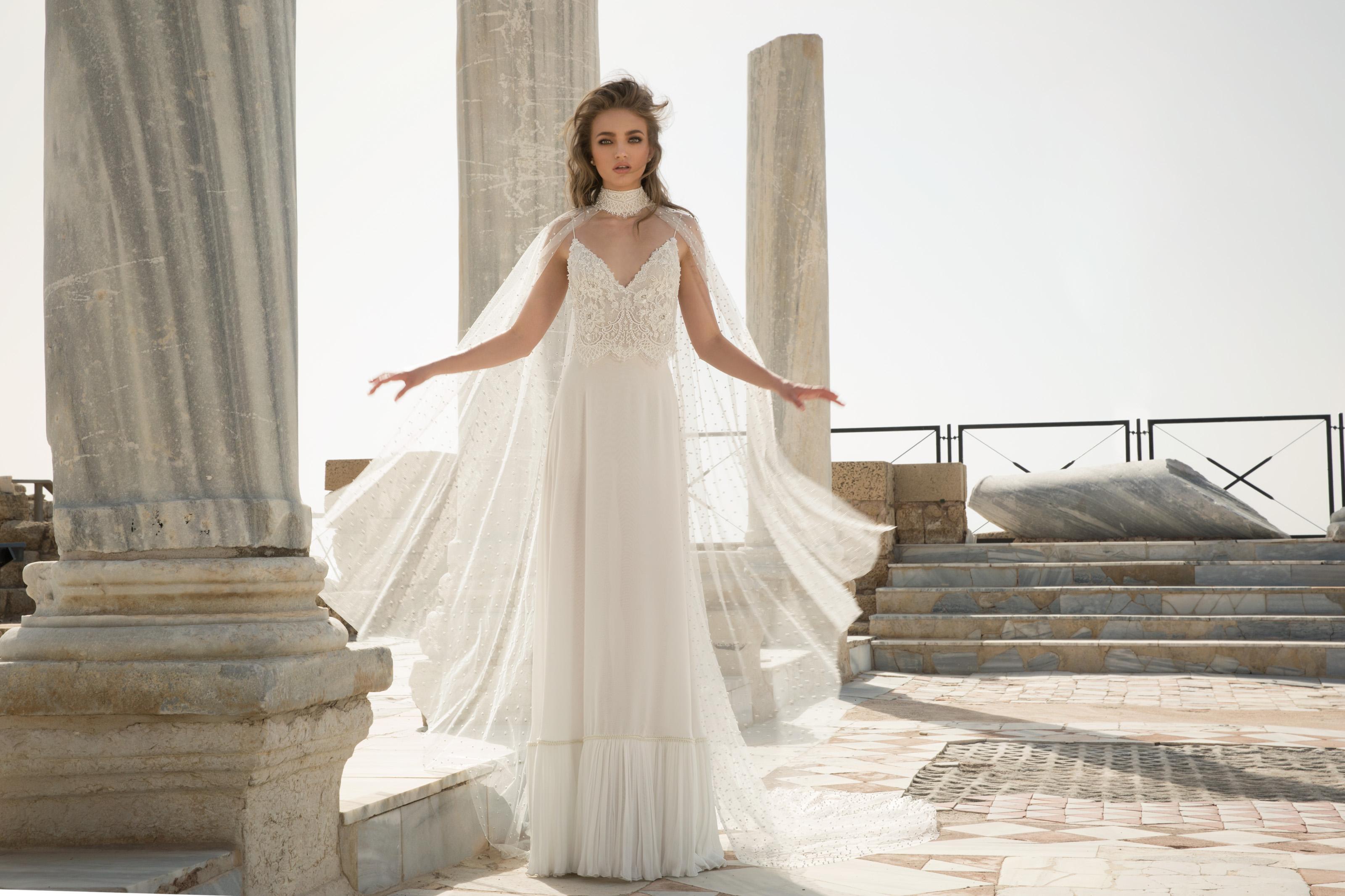 Dany Mizrachi bridal spring 2018