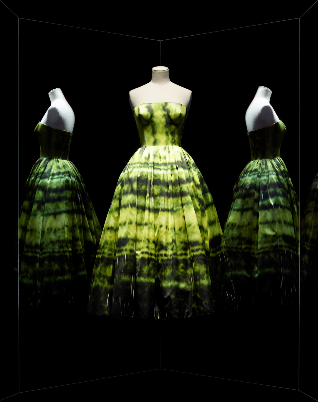 Dress by Raf Simons for Christian Dior, haute couture fall-winter 2012