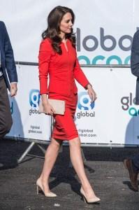 The Duchess of Cambridge in Armani Collezioni