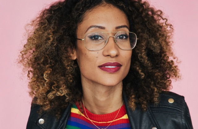 Teen Vogue editor in chief Elaine Welteroth