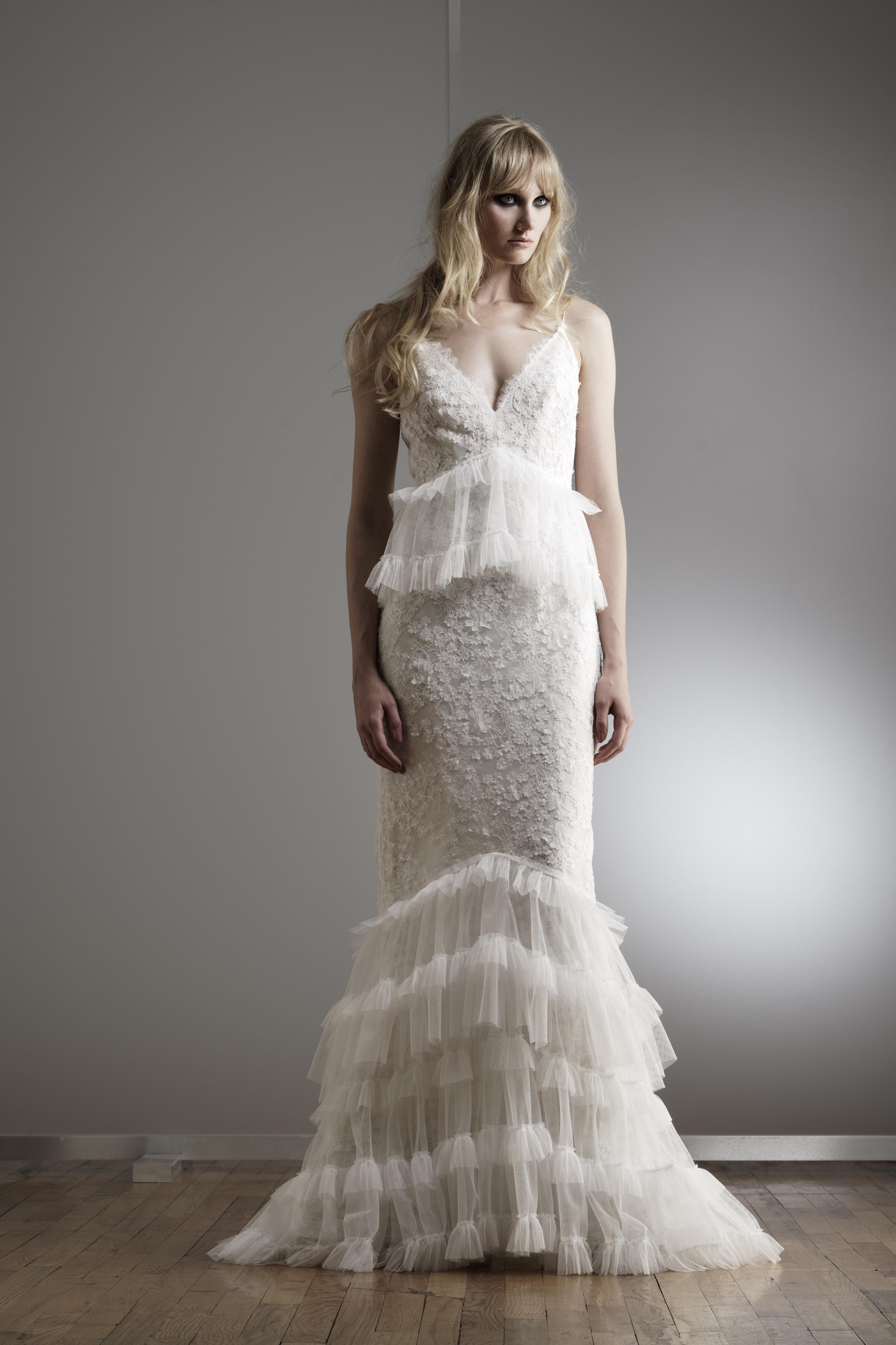 Elizabeth Fillmore Bridal Spring 2018
