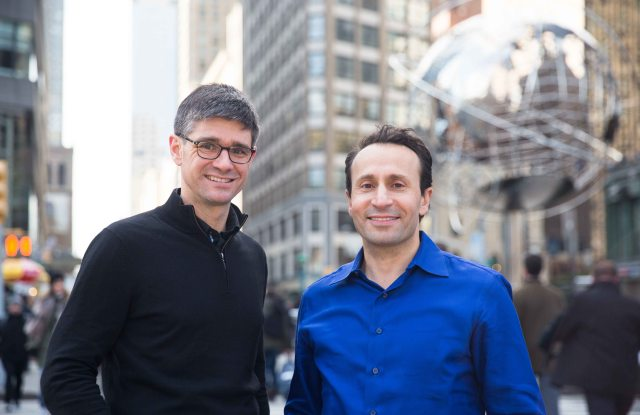 Mike Bryzek and Rob Keve, cofounders of Flow.