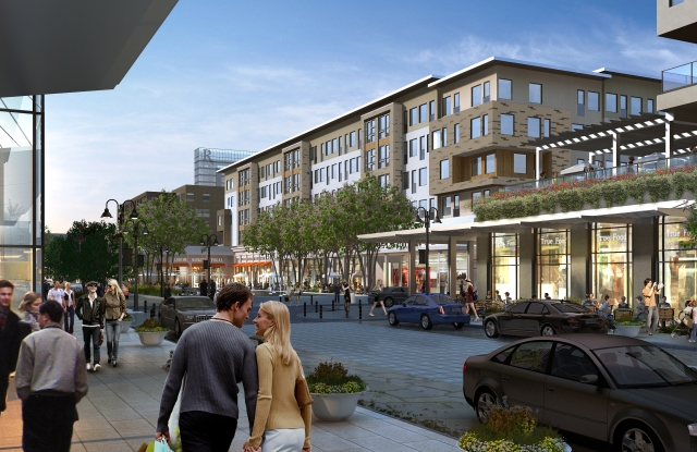 A rendering of Legacy West.