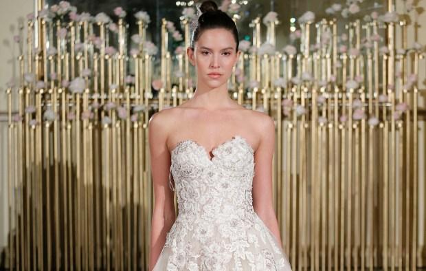 Francesca Miranda bridal spring 2018