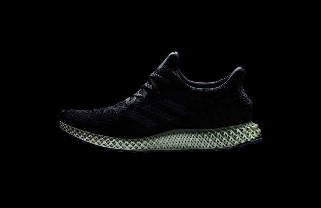 Adidas' new Futurecraft 4D was designed with the Silicon Valley-based company Carbon.