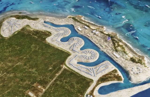 Fyre Festival Bahamas Island