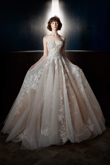 Galia Lahav Bridal Spring 2018