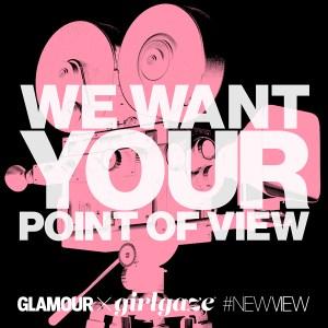 Glamour Girlgaze #newview