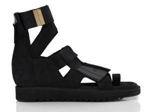 LVL XIII's Gideon gladiator sandal