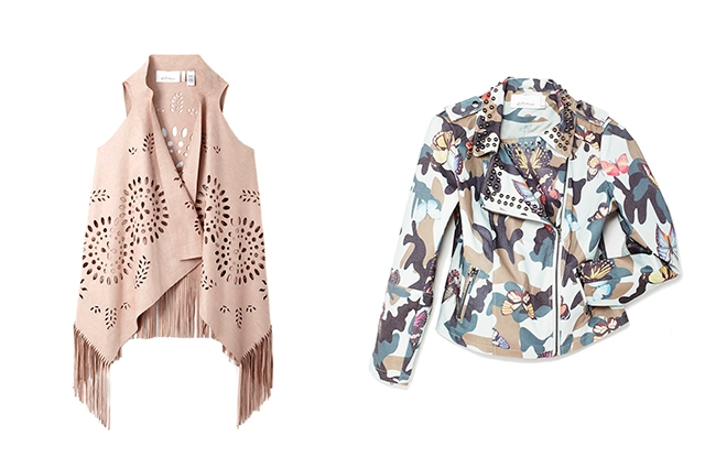 Looks from Hillary Scott's HSN collection.