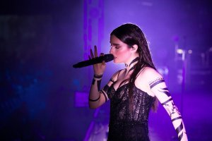Banks at Coachella Weekend Two