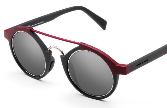 Italia Independent sunglasses celebrating Fiat 500 60th anniversary