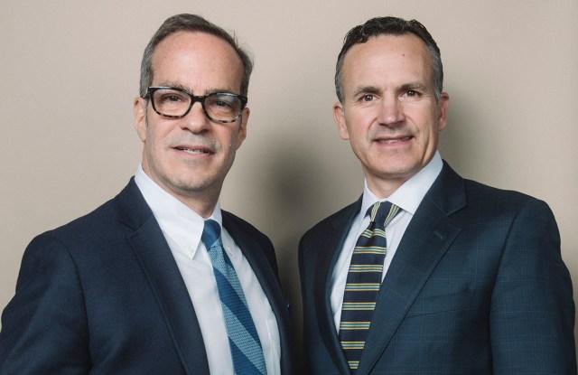 Jim Shea and David Katz