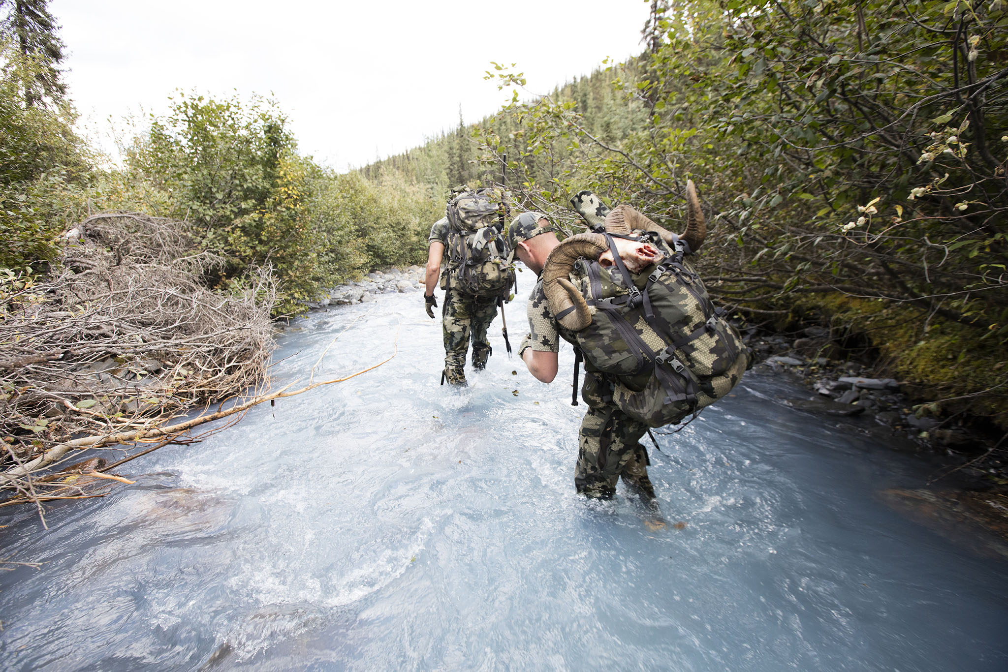 Looks from the Kuiu collection.
