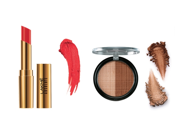 Lakme products.