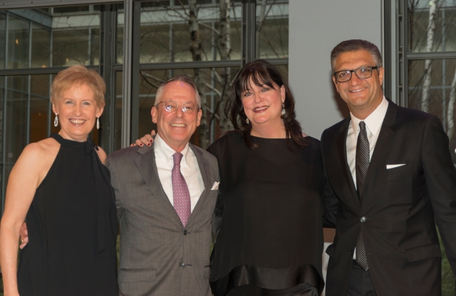 Liz Callaway, Ken Wyse, Ann Hampton Callaway and Manny Chirico