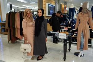 Verona Collection Co-Founders Lisa Vogel and Nadine Abu-Jubara.