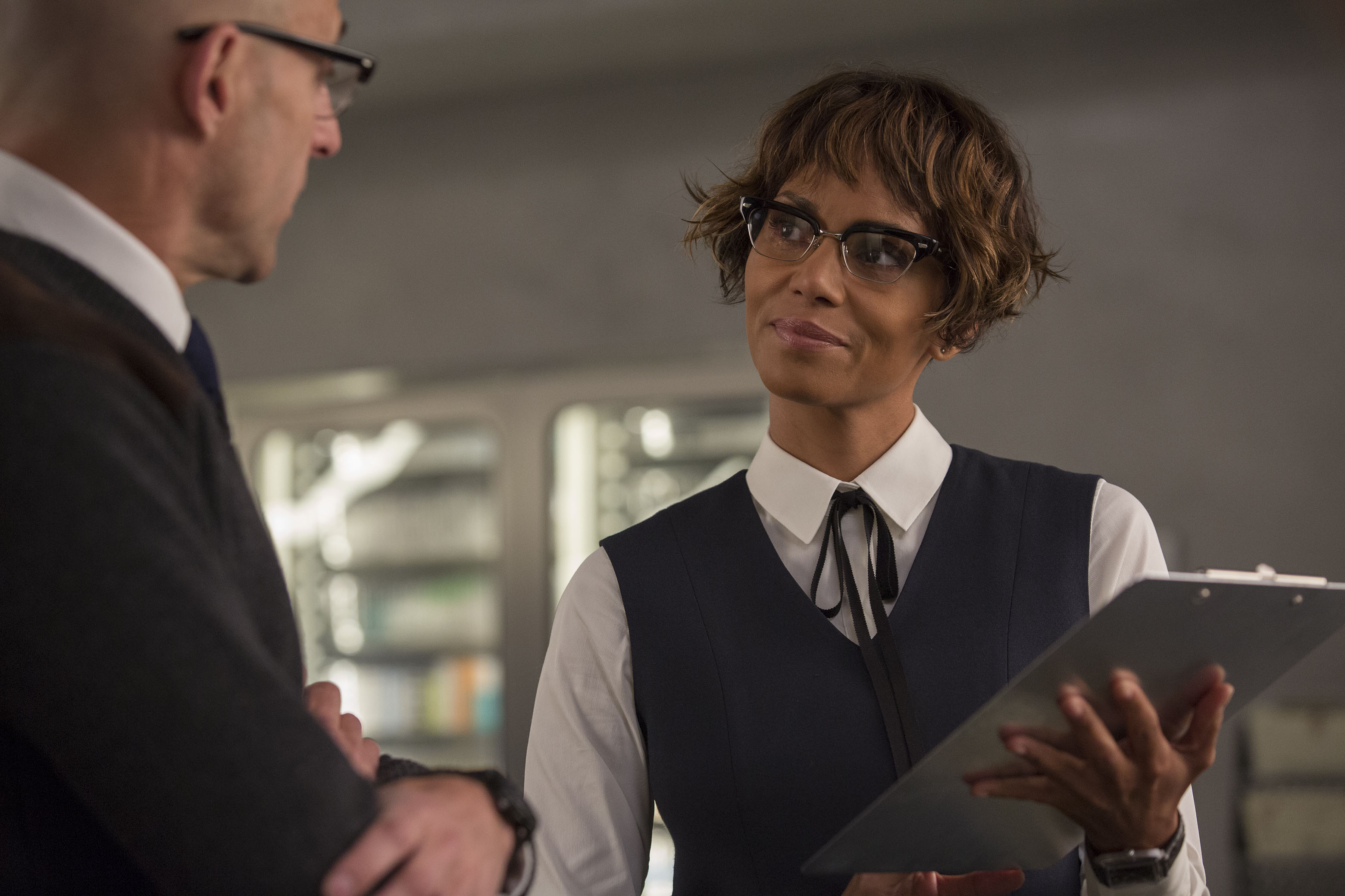 Kingsman starring Halle Berry